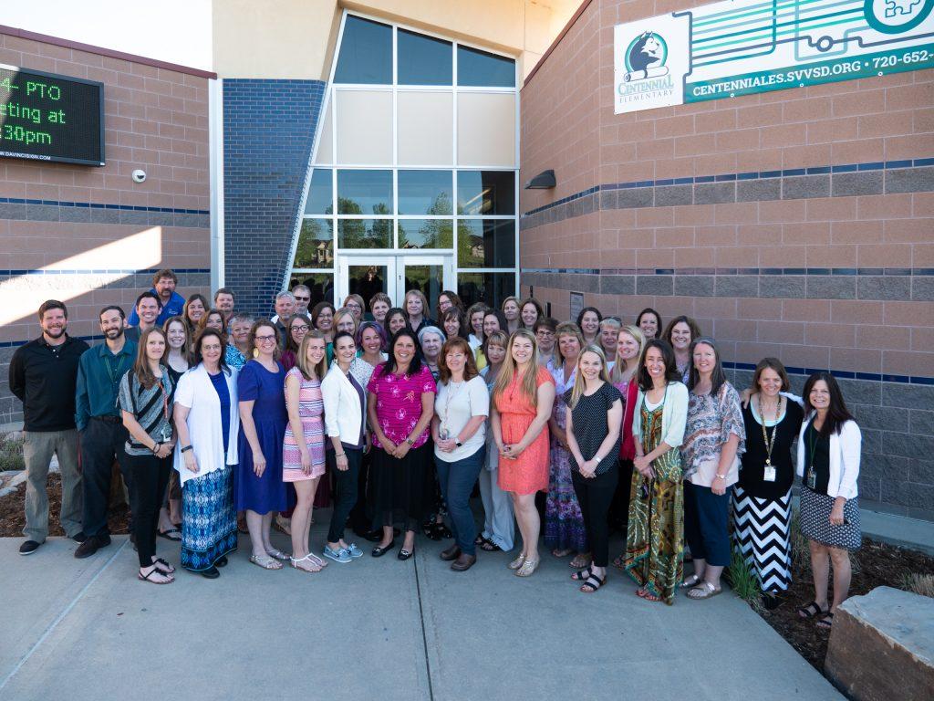 Centennial Elementary Staff
